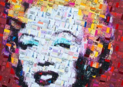 10_Marilyn_red_40x 40 cm