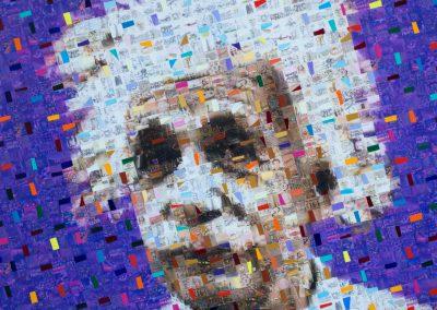 7_Albert Einstein_70x70 cm_