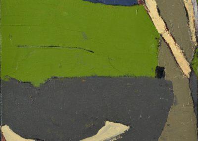 30_Acryl_Öl_Baumwolle_30x30cm_2011_1#B3D4