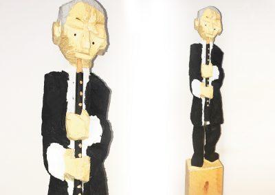 7_Musiker mit Oboe