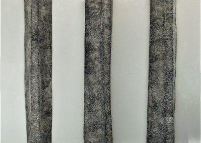 Abformungen Tessiner Granit 1-2-3