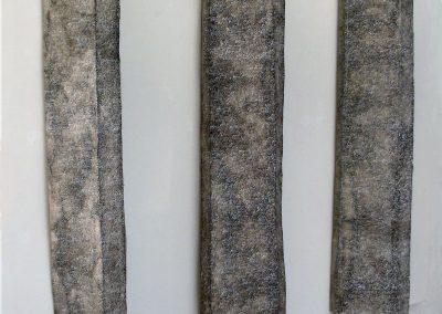 Abformungen Tessiner Granit