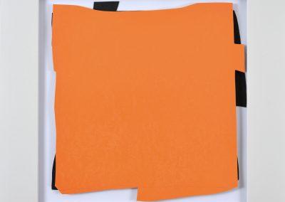 Ohne Titel 14_30x30cm_Papiercollage_2017