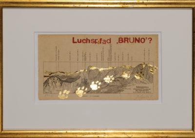 Reubel_Luchspfad Bruno _34x55cm