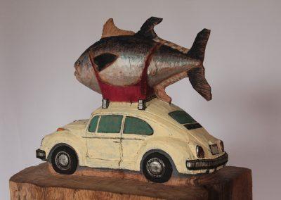 zurück ins Meer VW