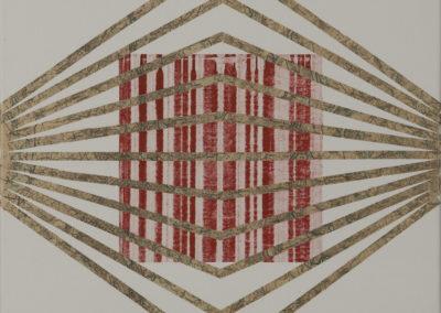 Reubel_Eingrenzung I_CollageRadierungKarte auf LW_50x50cm (1)