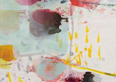 Gewächs 2017_Acryl auf LW_100 x 60 cm