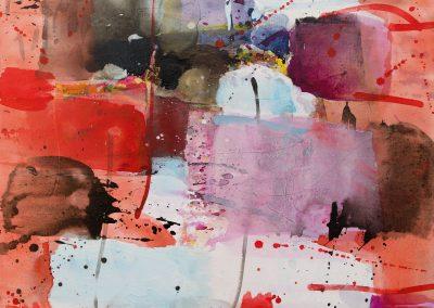 Greifbar nah_2017_Acryl auf LW_90 x 90 cm