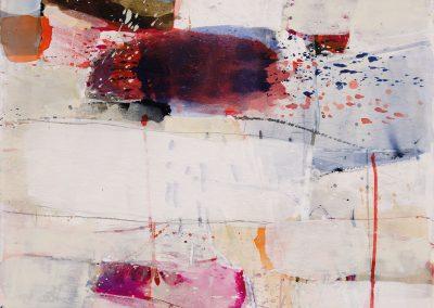 Mittagsstund 2017_Acryl auf LW_100 x 100 cm