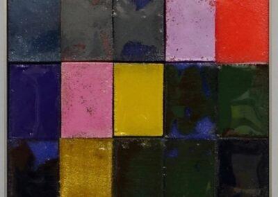 Mosaik 1525_2020_204x38x5 cm