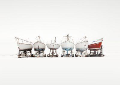 2019 - Six Boats